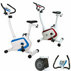 Olympic magnetic Exercise Bike Resistance Fitness On Board Computer RED / BLUE