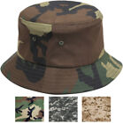 Digital Camouflage Classic Military Fishing Bucket Hat