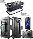 Heavy Duty Case For Samsung GALAXY S6 Kickstand SUPCASE Belt Clip Holster Cover