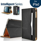 iPad Mini 1 2 3 iPad Pro/iPad Air/iPad 2 3 4 Leather Wallet Case Smart Cover