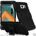 Hybrid Heavy Duty Hard Shock Proof Armour Tough Case Cover FOR HTC 10 / One M10