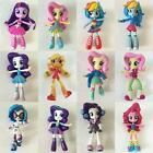 My Little Pony Equestria Girls Mini Toy Doll Figure Fluttershy Rarity Pinkie Pie