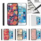 For iPhone SE| iPhone 5| iPhone 5s| Slim Fit Hard 2 Piece Case Floral Dream