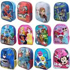 Kids Boys Girls Disney Backpack School Bag Rucksack Children