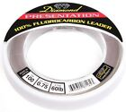 Momoi Diamond Presentation Fluorocarbon Leader--100 Yard--pick Color/ Line Class