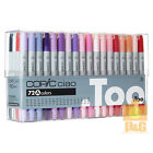 NEW TOO COPIC Ciao Set A 72 color 72A PEN SET Artists Markers Anime Comic Japan
