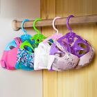 6 Packs of Bikini Bra Hanger Holder Protector Storage Shelving Display