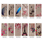 Fr Many Phone Soft TPU Sillicone Transparent Patterned Ultra Flexible Case Cover