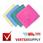 10PK Commercial Grade Microfibre Cleaning Cloths Towel Duster Thick Bulk Soft