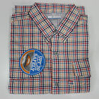 New Mens Columbia PFG Super Bahama Short Sleeve Fishing Shirt NWT.
