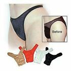 Ultimate Hiding Gaff Panty For Crossdressing Men Four Pack! Original Colors!