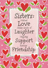 Giddy Bouts Of Laughter: Sisters - Recycled Paper Greetings Holiday Card
