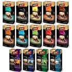 100 NESPRESSO COMPATIBLE COFFEE CAPSULES PODS CHOCOLATE VANILLA CARAMEL BLENDS