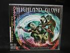HIGHLAND GLORY Forever Endeavour + 3 JAPAN CD Phoenix Rizing Saint Deamon