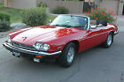 Jaguar%3A+XJS+Convertible