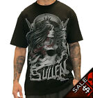 SACRED Men's Black Sullen Tee Shirt