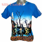 SALVADOR DALI Swans Reflecting Elephants SURREAL FINE ART PRINT MENS T SHIRT *
