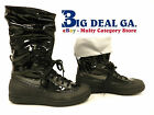 Women Nike 407482 001 Storm Warrior Black Boots New In Box