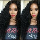 summer Human hair queen wavy  remy human hair full lace wig natural  hairline
