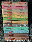 Auroshikha Incense Sticks Mix-Match 50 Types Marble Pack  NEW {:-)