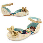 disney anna dress uk - NWT DISNEY STORE Anna Elsa Dress Shoes Flats 9 10 11 12 13 1 Princess