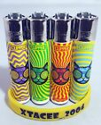 #124 Classic Clipper Lighter Tripping TRIPPY Trance Hypno CAT PRINT Single/set