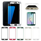 For Samsung S6 S7 Edge Tempered Glass Screen Protecotor 3D Curved Full Cover