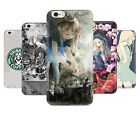 Alice in Wonderland Cute Rubber Phone Cover Case fits Apple Iphone 5 6s 6 plus
