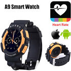 Heart Rate A10 Bluetooth Outdoor Smart Watch Mate For Android IOS iPhone Samsung