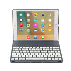 "iPad Pro 9.7"" 7 COLOR Backlit Bluetooth Keyboard Case Folio Smart Cover Stand"
