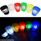 Waterproof Frog LED Bicycle bike Head Front Rear Safety Warning Reflector Light