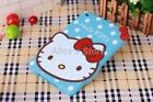 For iPad 2/3/4/5/6 Air1/2 Mini Cute Cartoon Hello Kitty Soft Silicone Case Cover