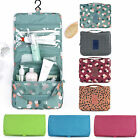 Expandable Travel Hanging Wash Bag Toiletry Organizer Lady Women Make Up Pouch
