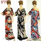 NWT S/M/L 8 10 12 NEW Off/One-Shoulder Solid Prints Short Sleeve Maxi Long Dress