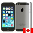 Apple iPhone 5S GSM  Unlocked Smartphone 16gb in Gold, Silver or Space Gray <br/> 100% SATISFACTION GUARANTEED! FREE SHIPPING IN CANADA!