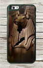 EGYPT GOD ANTIQUE EGYPTIAN ANUBIS CASE FOR iPHONE 6 6S or 6 6S PLUS -cad3Z