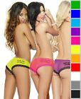 New Dreamgirl 1405X Plus Size The Weekender Panty 3 Pack