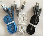 2 in 1 USB Cable Charger Cable iPhone 5 6 6S 7 Galxy S3 S4 S5 Droid *BONUS B2G1*