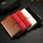 Wallet Flip PU Leather Phone Case Cover Fr Samsung Galaxy S5 S6 S7 Edge Note 4 5