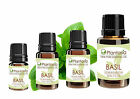 Basil Sweet Essential Oil 100% Pure and Natural Therapeutic Grade by Plantasia