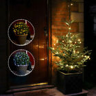 INDOOR OUTDOOR BATTERY OPERATED GARDEN WEDDING CHRISTMAS FAIRY STRING LED LIGHTS