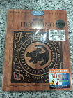 The Lion King Blu-ray Steelbook | Hong Kong Exclusive | LTD RARE Disney | New