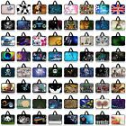 """Skull 17"""" Laptop Bag Sleeve Case For 17.3"""" HP Compaq Acer Aspire Sony VAIO Dell"""