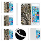 For Apple iPhone SE | iPhone 5/5s Slim Fitted Flexible TPU Case Tree Camouflage
