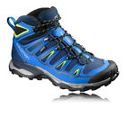 Salomon X Ultra Mid 2 Mens Gore Tex Waterproof Walking Hiking Shoes Boots