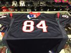 Houston Texans Jermaine Lewis NFL Reebok AUTHENTIC Navy Jersey on eBay