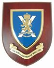 ROYAL REGIMENT OF SCOTLAND CLASSIC  HAND MADE IN THE UK REGIMENT MESS PLAQUE