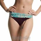 Fantasie Swimwear Honolulu Fold Bikini Briefs/Bottoms Peacock 5104 Select Size
