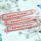Personalised Sew In Name Labels Tapes Back To School