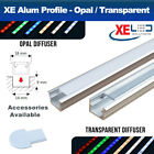 2 METERS RECESSED Aluminium LED Profile Channel Mini for LED Strip Lights